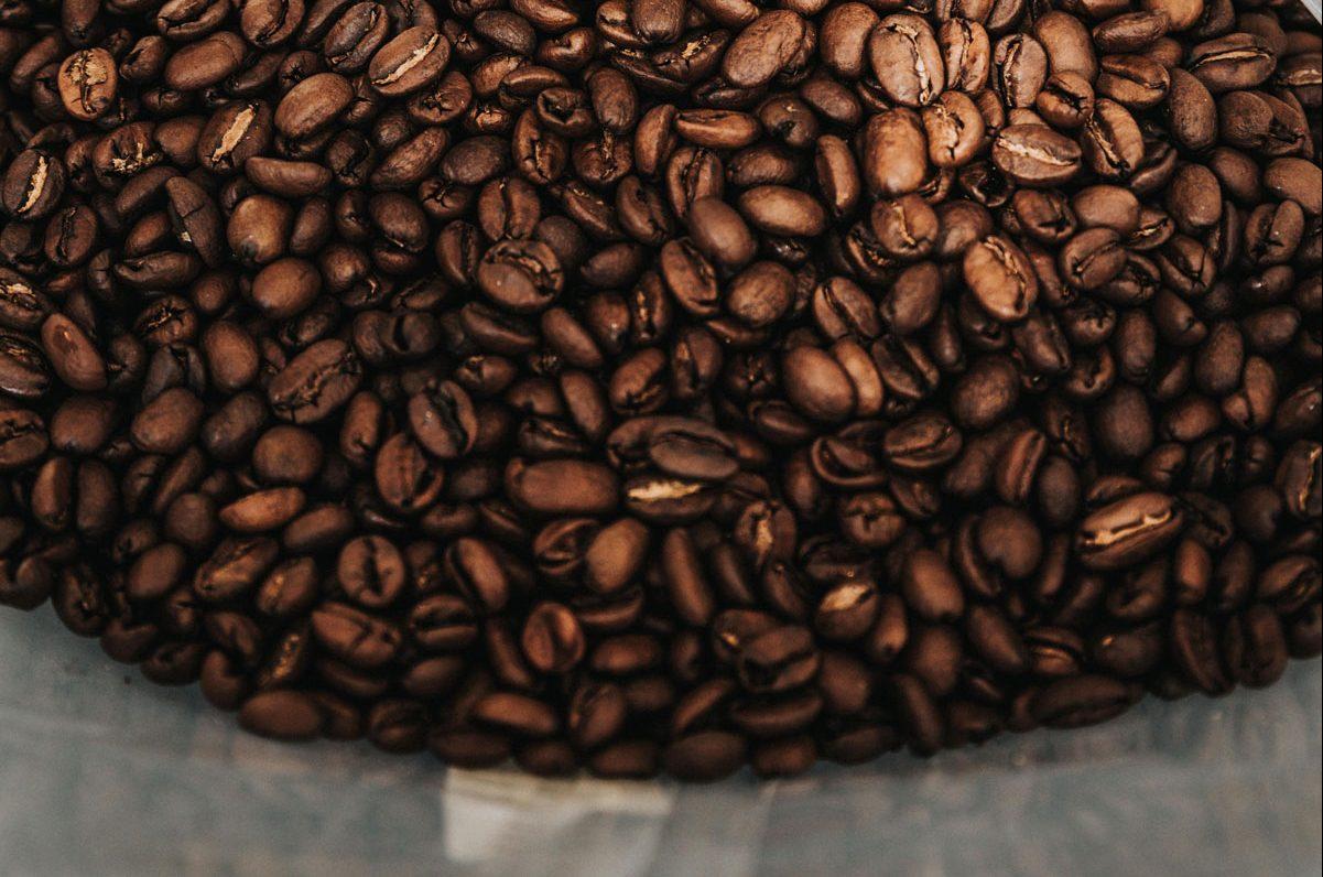 Rostat kaffe