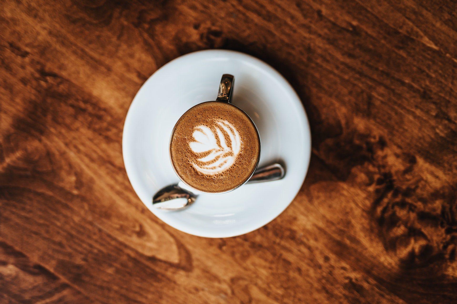 en kaffe cortado